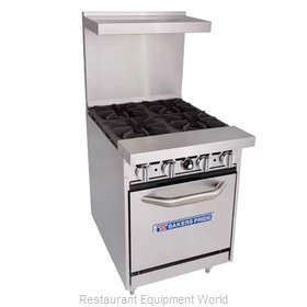 Bakers Pride 24-BP-2B-G12-S20 Range, 24
