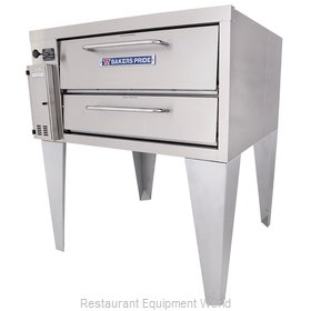 Bakers Pride 251 Pizza Oven, Deck-Type, Gas