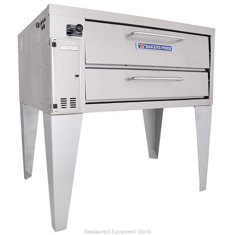 Bakers Pride 351 Pizza Oven Deck-Type Gas