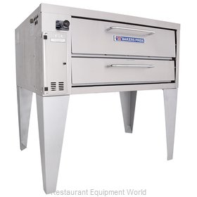Bakers Pride 351 Pizza Oven, Deck-Type, Gas