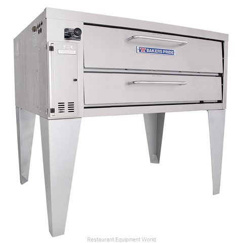 Bakers Pride 4151 Pizza Oven Deck-Type Gas