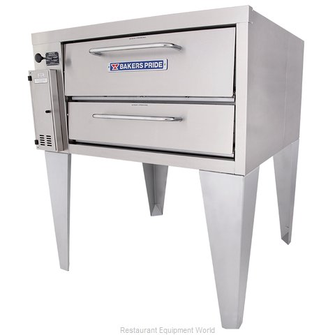 Bakers Pride 451 Pizza Oven, Deck-Type, Gas