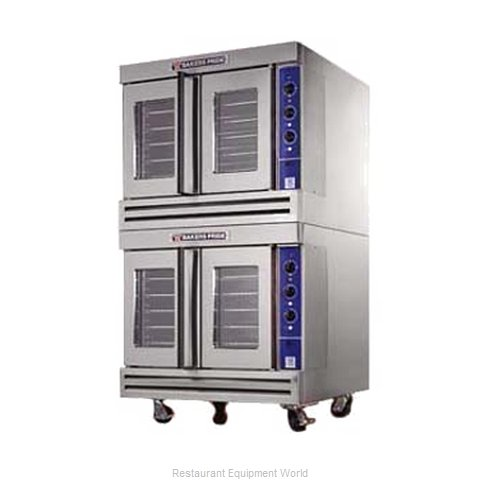 Bakers Pride BCO-G2 Full Size Gas Convection Oven