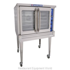 Bakers Pride BPCV-E1 Convection Oven, Electric