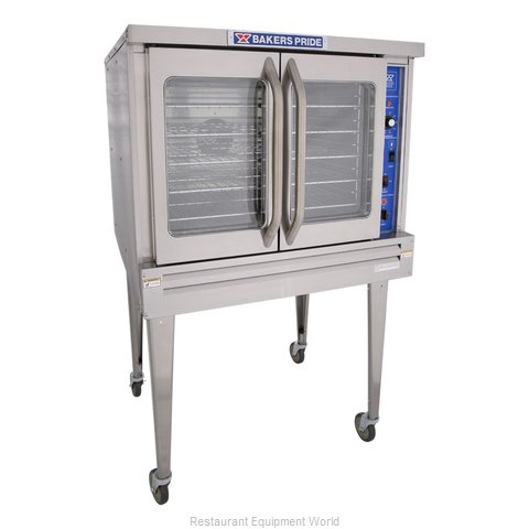 Bakers Pride BPCV-G1 Convection Oven, Gas