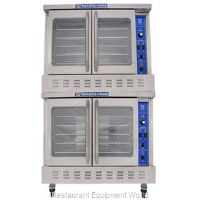 Bakers Pride BPCV-G2 Convection Oven, Gas