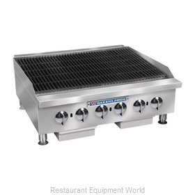 Bakers Pride BPHCRB-2460I Charbroiler, Gas, Countertop