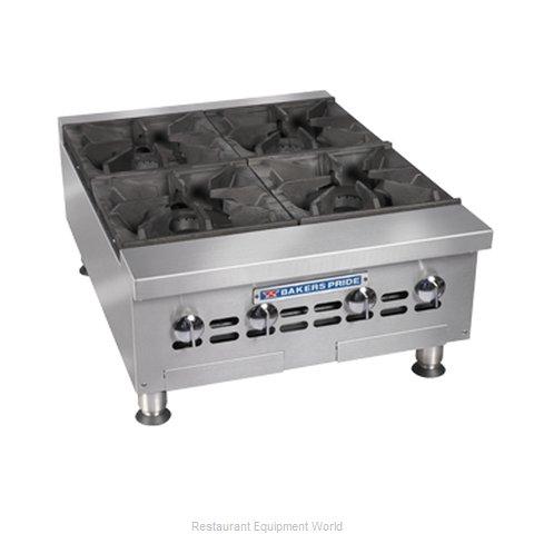 Bakers Pride BPHHP-848I Hotplate, Countertop, Gas