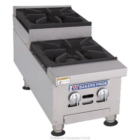Bakers Pride BPHHPS-212I Hotplate, Countertop, Gas