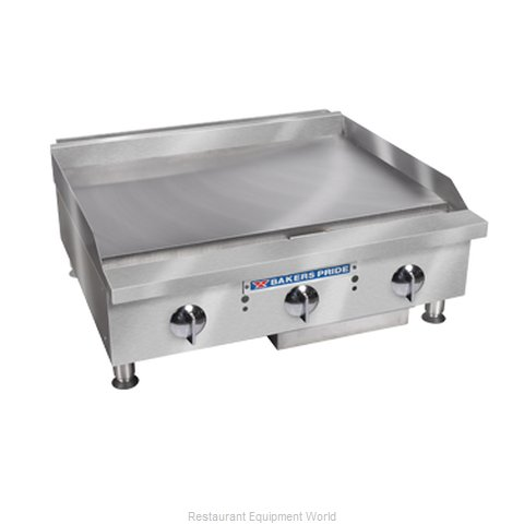 Bakers Pride BPHMG-2448I Griddle, Gas, Countertop