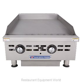 Bakers Pride BPHTG-2424I Griddle, Gas, Countertop