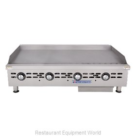 Bakers Pride BPHTG-2448I Griddle, Gas, Countertop
