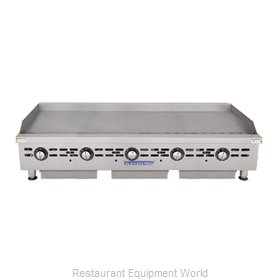 Bakers Pride BPHTG-2460I Griddle, Gas, Countertop