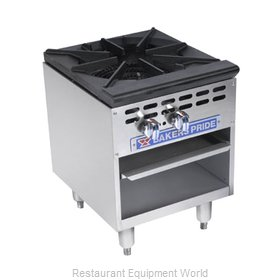 Bakers Pride BPSP-36-2D Stock Pot Range Gas
