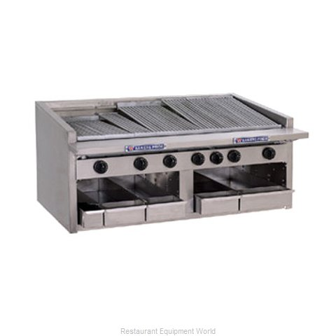Bakers Pride C-48R Charbroiler, Gas, Countertop (Magnified)