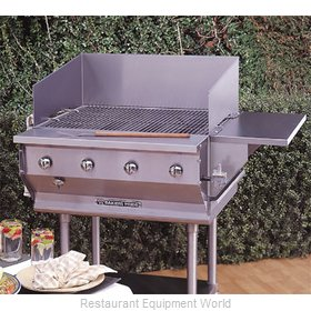 Bakers Pride CBBQ-30S Charbroiler, Gas, Outdoor Grill