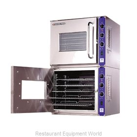 Bakers Pride COC-E2 Half Size Electric Convection Oven