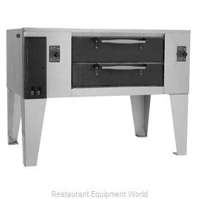 Deck Type Oven