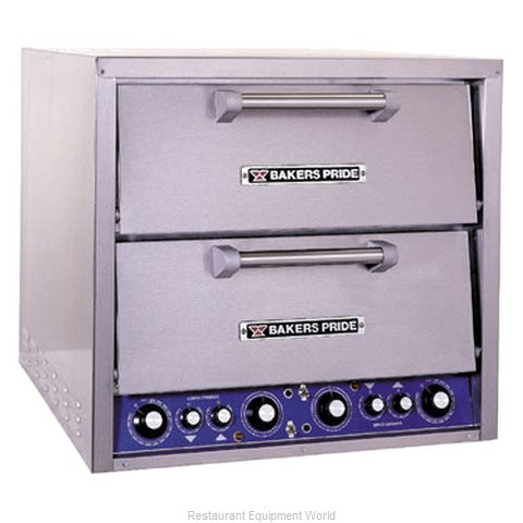 Bakers Pride DP-2 Oven, Electric, Countertop
