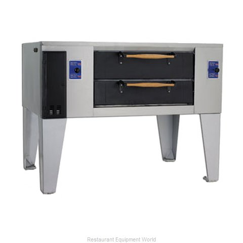 Bakers Pride DS-805-DSP Gas Deck Oven