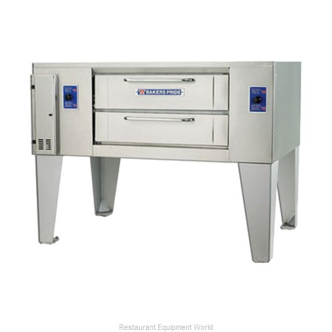 Bakers Pride DS-805 Pizza Oven, Deck-Type, Gas