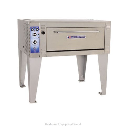 Bakers Pride EB-3-8-3836 Oven, Deck-Type, Electric