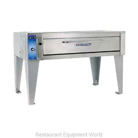 Bakers Pride EB-3-8-5736 Oven, Deck-Type, Electric