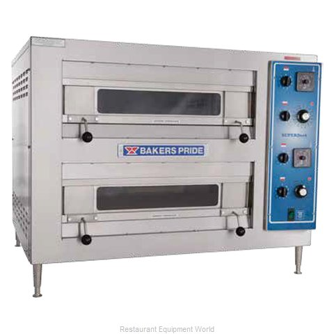 Bakers Pride EP-2-2828 Oven, Electric, Countertop