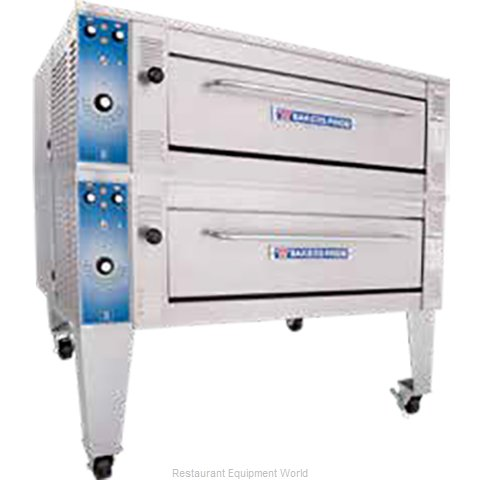 Bakers Pride EP-2-8-3836 Pizza Oven, Deck-Type, Electric