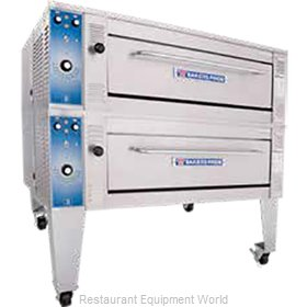 Bakers Pride EP-2-8-3836 Pizza Oven Deck-Type Electric