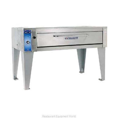 Bakers Pride ER-3-12-5736 Oven, Deck-Type, Electric