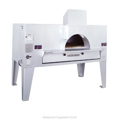 Bakers Pride FC-816 Pizza Oven, Deck-Type, Gas