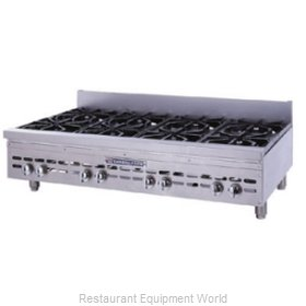 Bakers Pride HDOB-636 Gas Open Burner Range