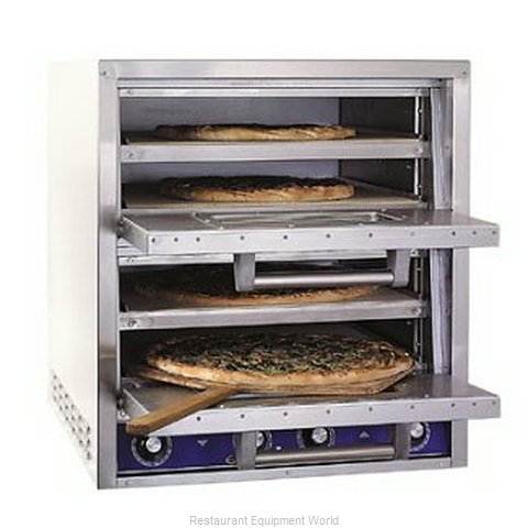 Bakers Pride P44-BL Countertop Pizza Oven