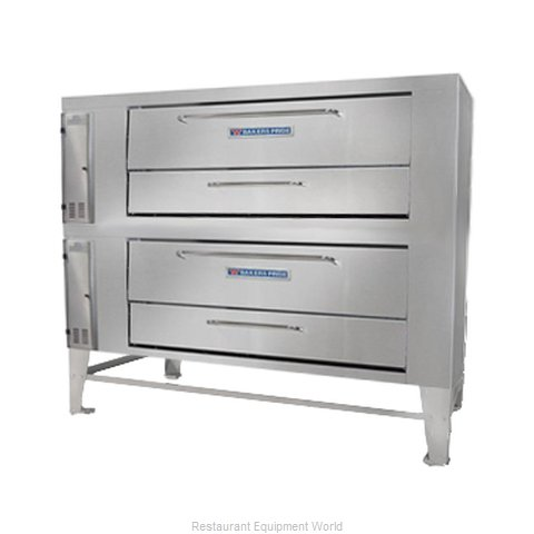 Bakers Pride V-602 Pizza Deck Oven