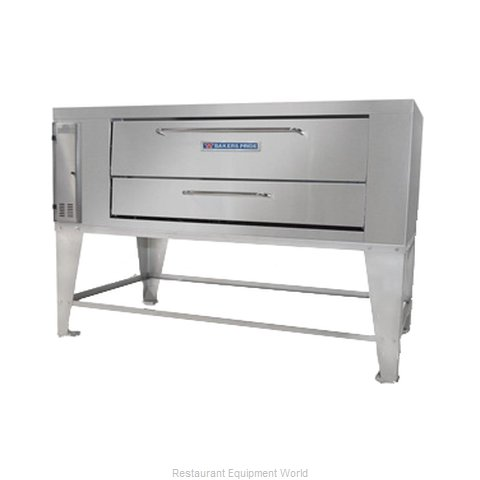 Bakers Pride V-800 Pizza Deck Oven