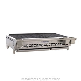 Bakers Pride XX-12 Charbroiler, Gas, Countertop
