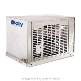 Bally Refrigerated Boxes BEHA008-E6-HS2AB Remote Refrigeration System