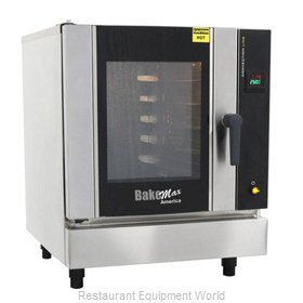 BakeMax BACO5TG Convection Oven, Gas