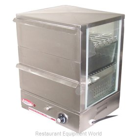 BakeMax BMBTW05 Hot Dog Steamer