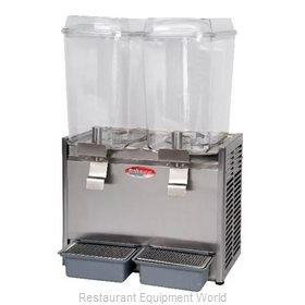BakeMax BMCDD01 Beverage Dispenser Bubblers Electric Cold