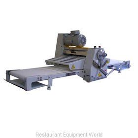 BakeMax BMCRS01 Dough Sheeter