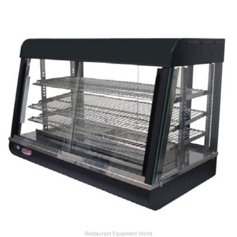 BakeMax BMCSC01 Display Case Heated Deli Countertop (Magnified)