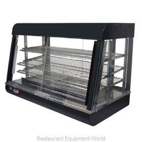 BakeMax BMCSC05 Display Case Hot Food Countertop