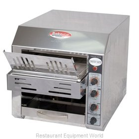 BakeMax BMCT300 Toaster, Conveyor Type