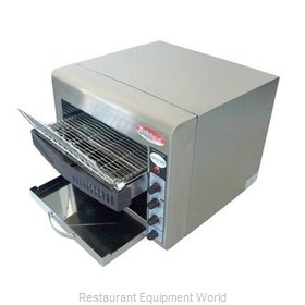 BakeMax BMCT450 Toaster, Conveyor Type