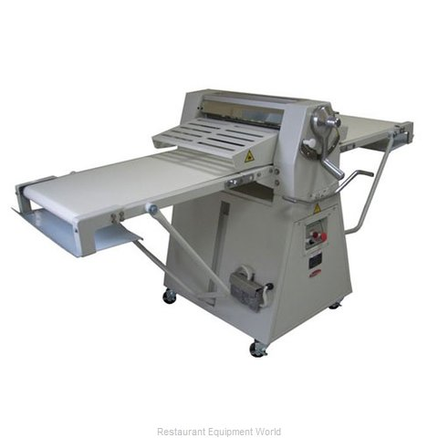BakeMax BMFRS01 Dough Sheeter (Magnified)