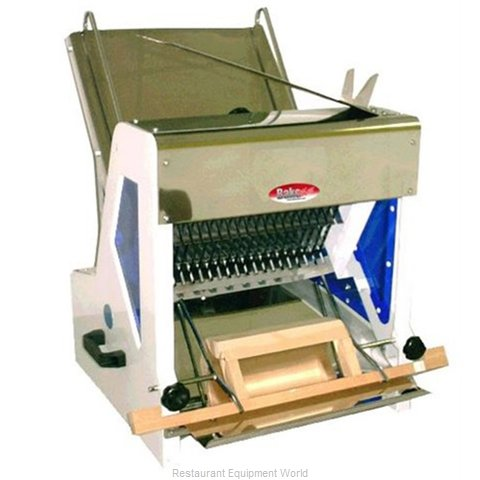 BakeMax BMGF001-5 Slicer, Bread