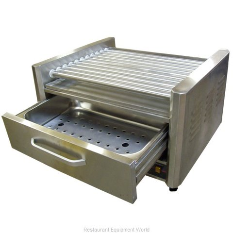 BakeMax BMHBW11 Hot Dog Grill Roller-Type
