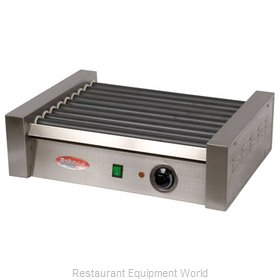 BakeMax BMHG002 Hot Dog Grill Roller-Type